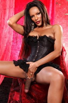 Soraya Montero - travestimadrid.com