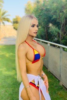 Katrina Stephania - travestibarcelona.com