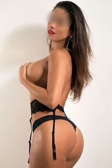 Escorts Madrid - Bruna