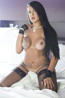 Nicoly Bolina  - travestimadrid.com