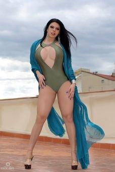Alexia - travestibarcelona.com