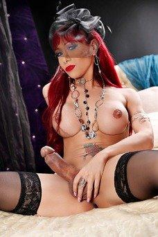 Ruby Ferrer - travestimadrid.com