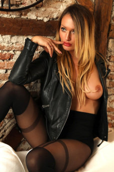 Escorts Madrid - Blanca
