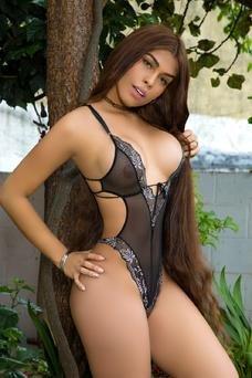 Barbye Piel Caramelo XXL - travestibarcelona.com