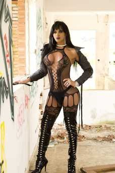 Ariadna Kelly  - travestibarcelona.com
