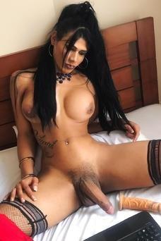 Roxana - travestibarcelona.com