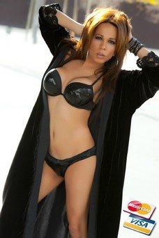 Samantha Ferro - travestibarcelona.com