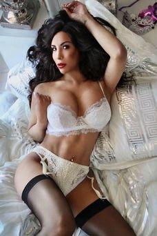 Jessica Valle - travestibarcelona.com